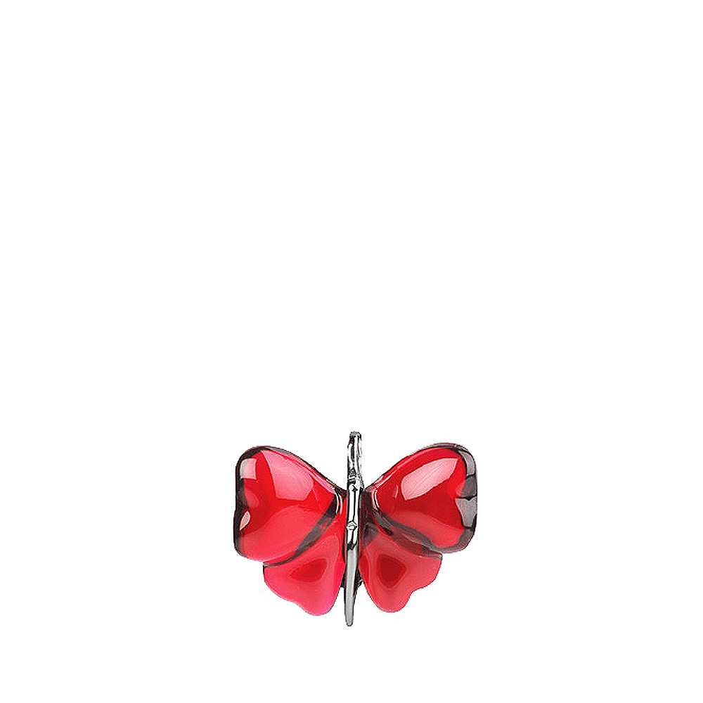 Papillon pendant red crystal silver costume jewellery lalique papillon pendant red crystal silver costume jewellery lalique aloadofball Gallery
