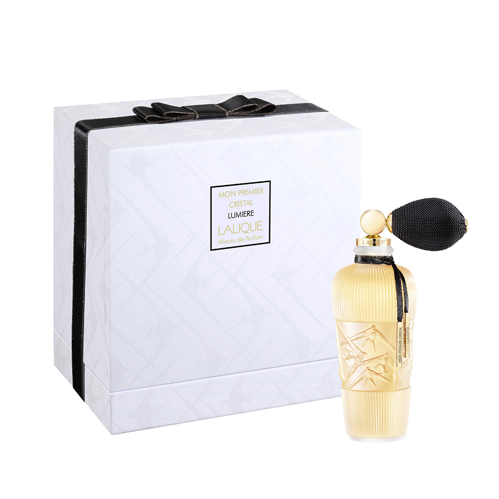 "MON PREMIER CRISTAL ""Lumiere"" Absolu de Parfum 