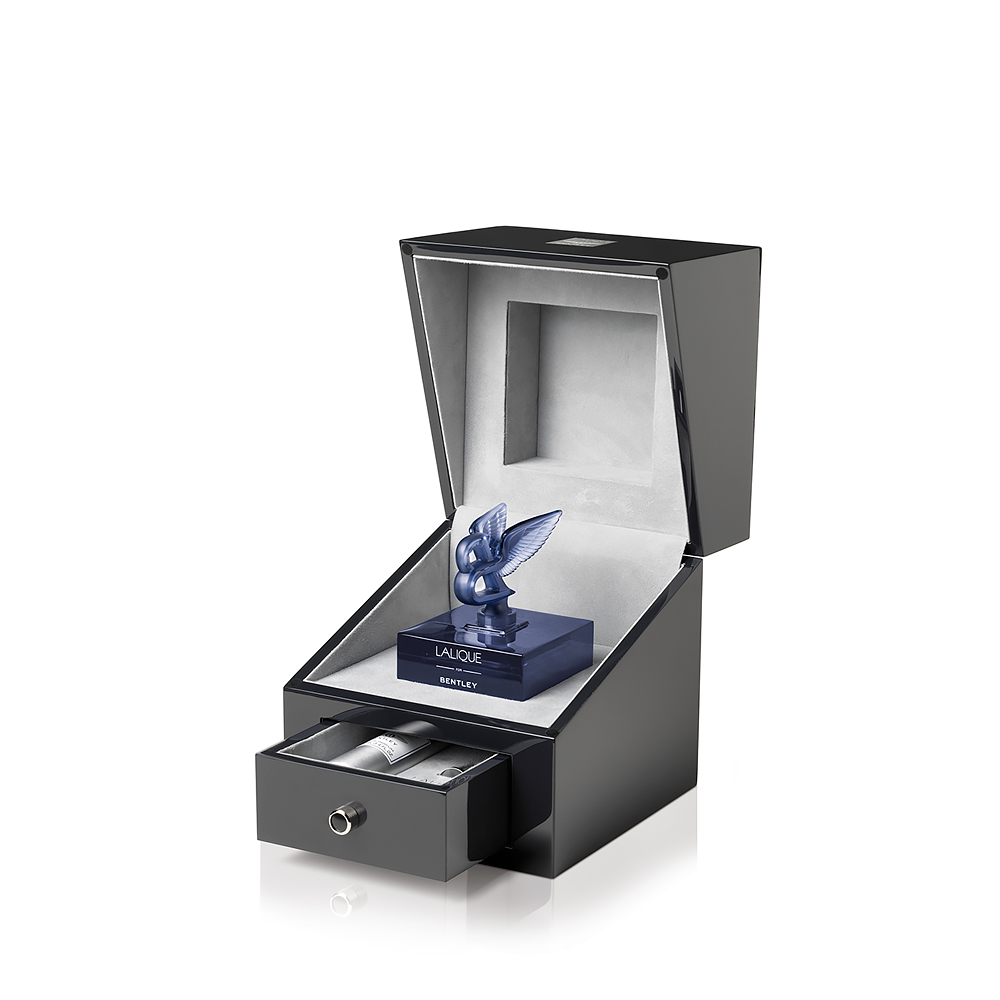 Lalique for Bentley Blue Crystal Edition | Limited Edition, Eau de Parfum, 40 ml (1.3 Fl. Oz.) | Lalique | Lalique Parfums