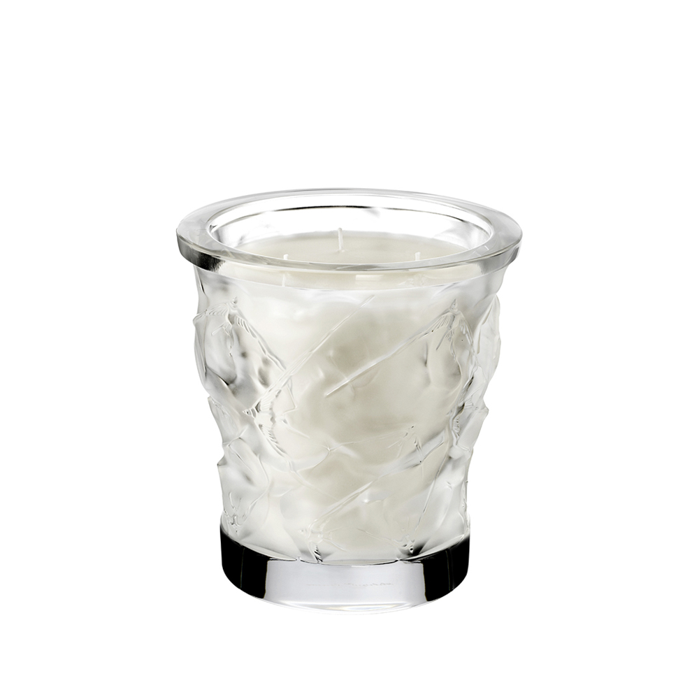 Oceans crystal scented candle | 750 g (26.5 Oz.) | Lalique Parfums