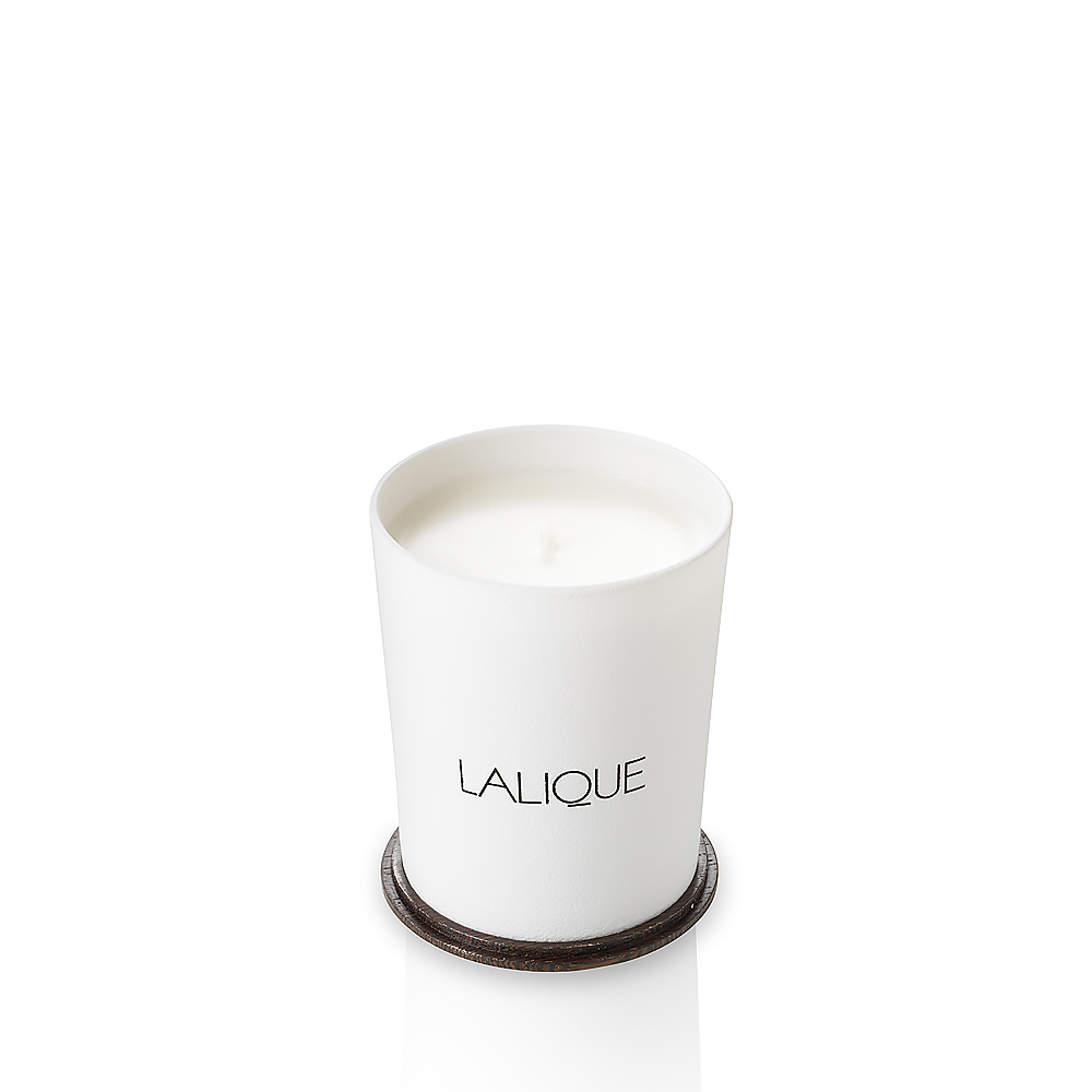 The Snow, Adélie Land - Antarctica, Scented Candle | 190 g (6.5 Oz.) | Lalique Parfums