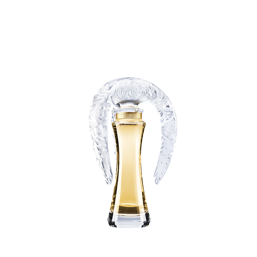 LALIQUE DE LALIQUE Crystal Flacon | Limited, Numbered and Signed Edition 2012, 30 ml (1 Fl. Oz.) | Lalique Parfums