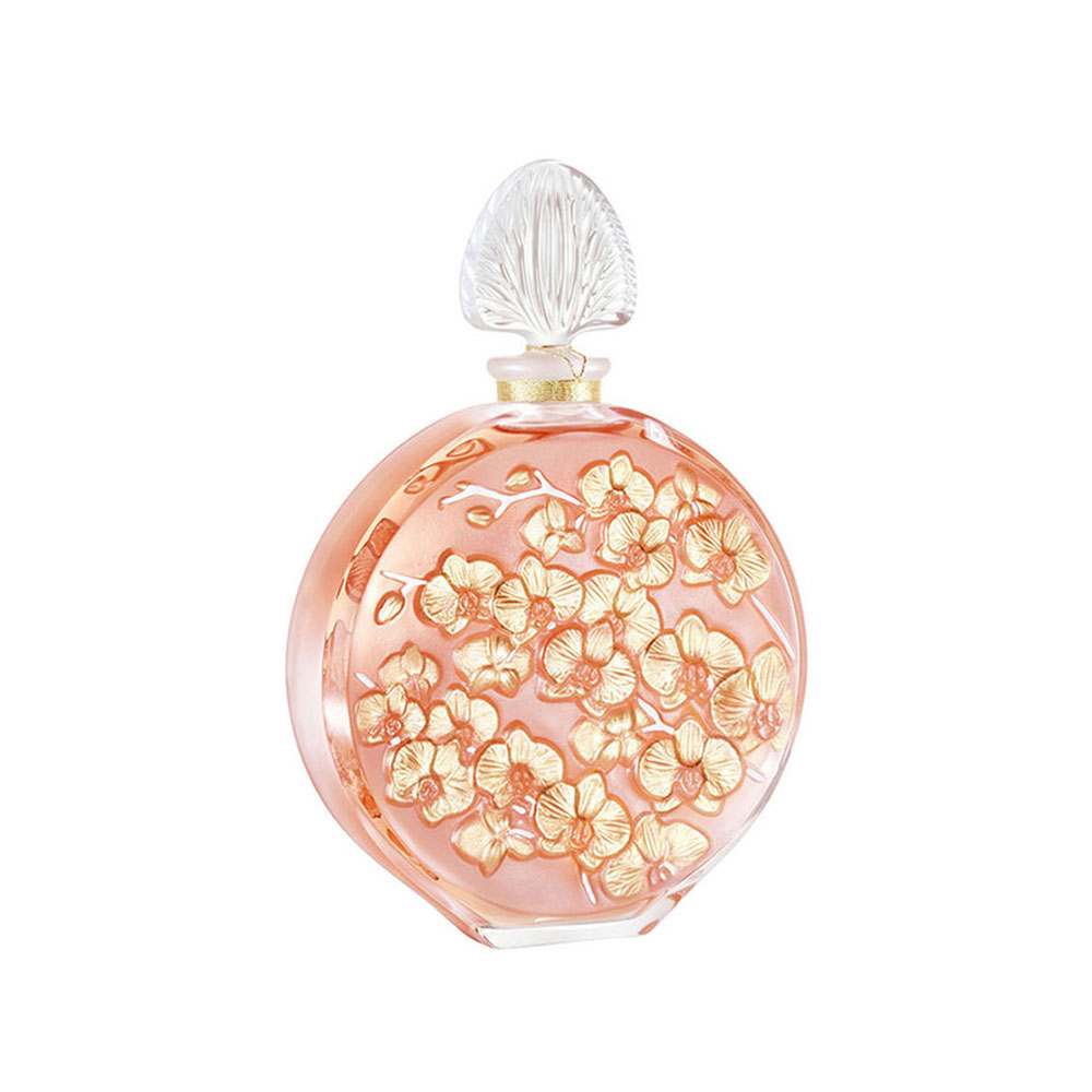 LALIQUE Crystal Flacon | Limited Edition 2020, 250 ml (8.4 Fl. Oz.) | Lalique Parfums