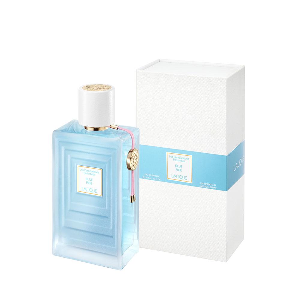 Blue Rise Eau de Parfum | 100 ml (3.3 Fl. Oz.) Natural Spray | Lalique Parfums