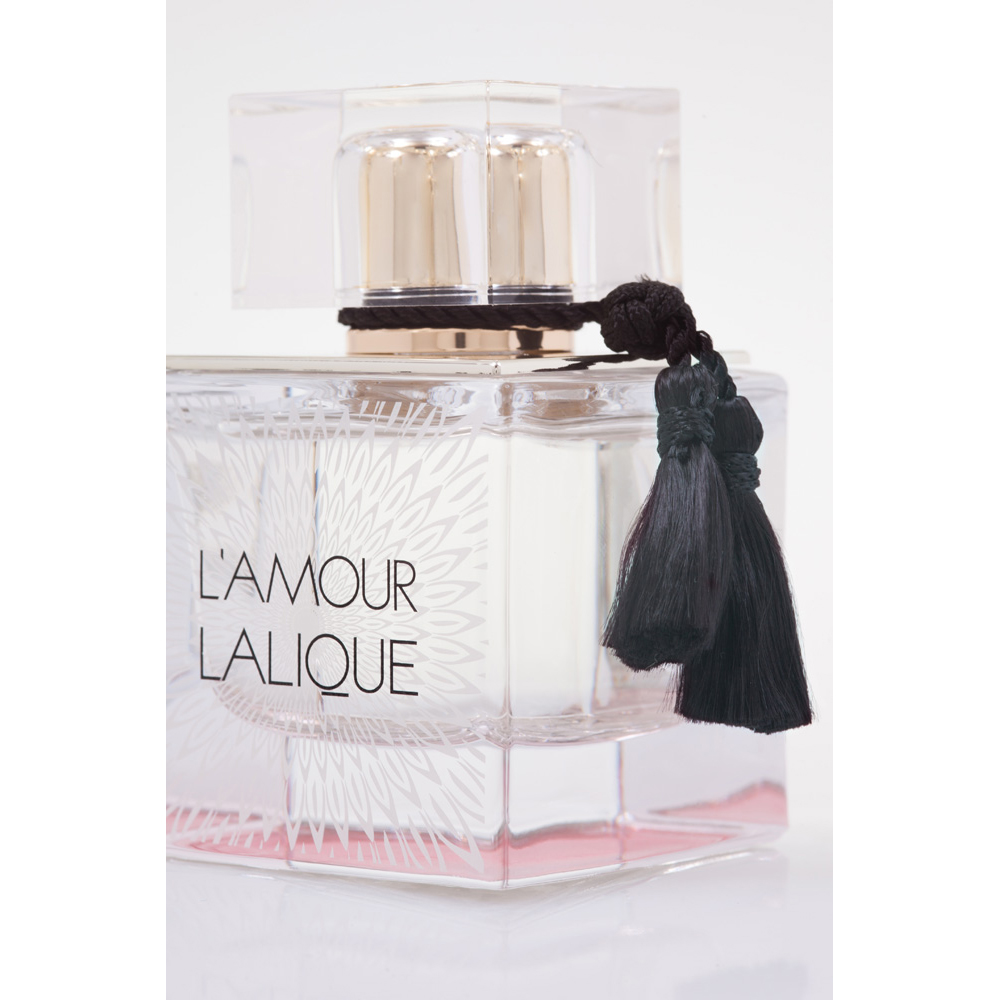 L'AMOUR Eau de Parfum | 50 ml (1.7 Fl. Oz.) Natural Spray | Lalique Parfums