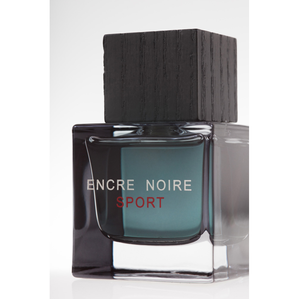 ENCRE NOIRE SPORT Eau de Toilette | 50 ml (1.7 Fl. Oz.) Natural Spray | Lalique Parfums