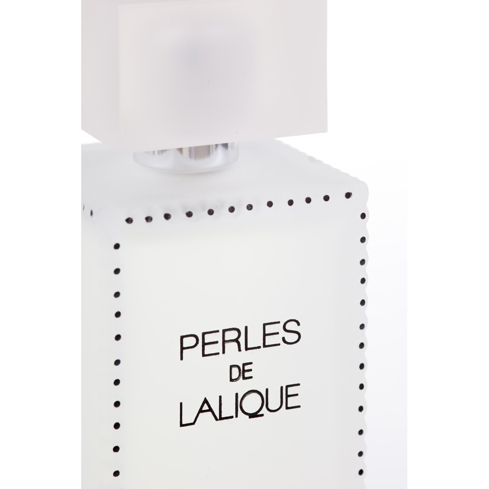 PERLES DE LALIQUE Eau de Parfum | 100 ml (3.3 Fl. Oz.) Natural Spray | Lalique Parfums