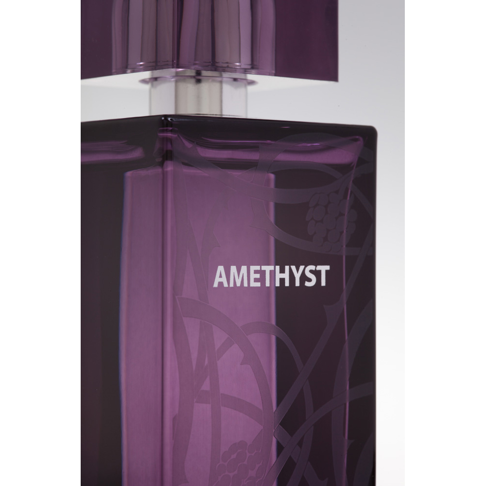AMETHYST Eau de Parfum | 100 ml (3.3 Fl. Oz.) Natural Spray | Lalique Parfums