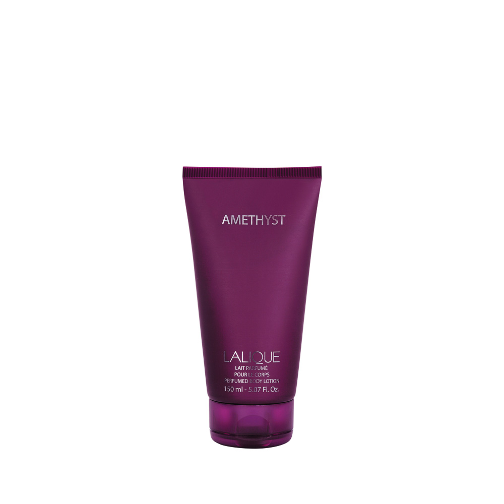 AMETHYST Perfumed Body Lotion | 150 ml (5.07 Fl. Oz.) | Lalique Parfums