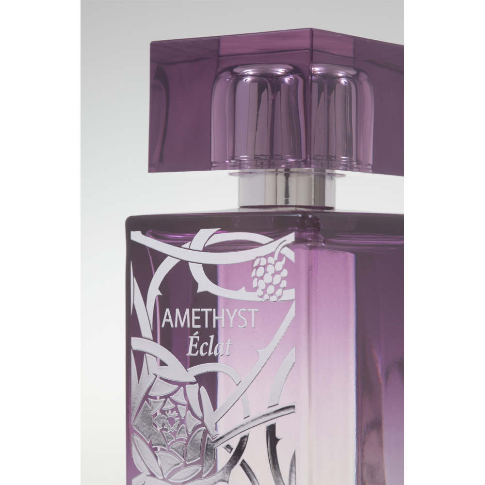 AMETHYST ÉCLAT Eau de Parfum | 50 ml (1.7 Fl. Oz.) Natural Spray | Lalique Parfums