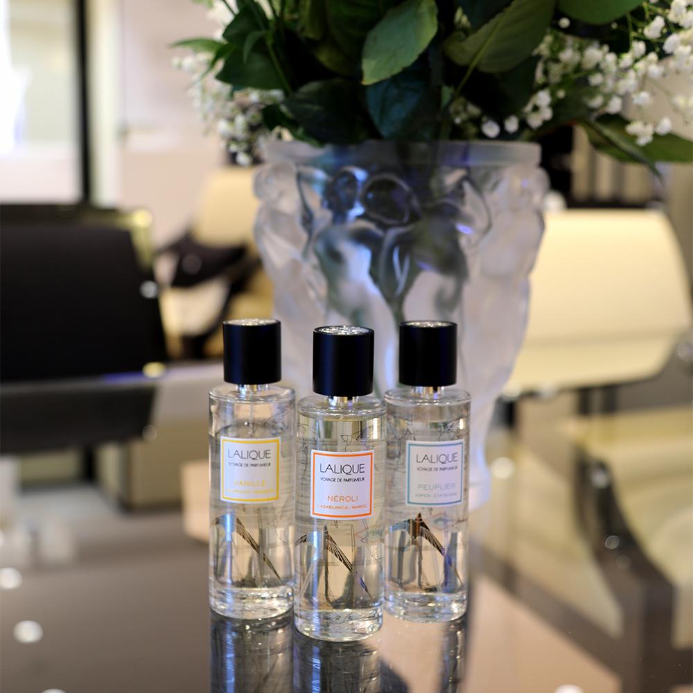 Poplar, Aspen - United States, Room Spray | 100 ml (3.38 Fl. Oz.) | Lalique Parfums
