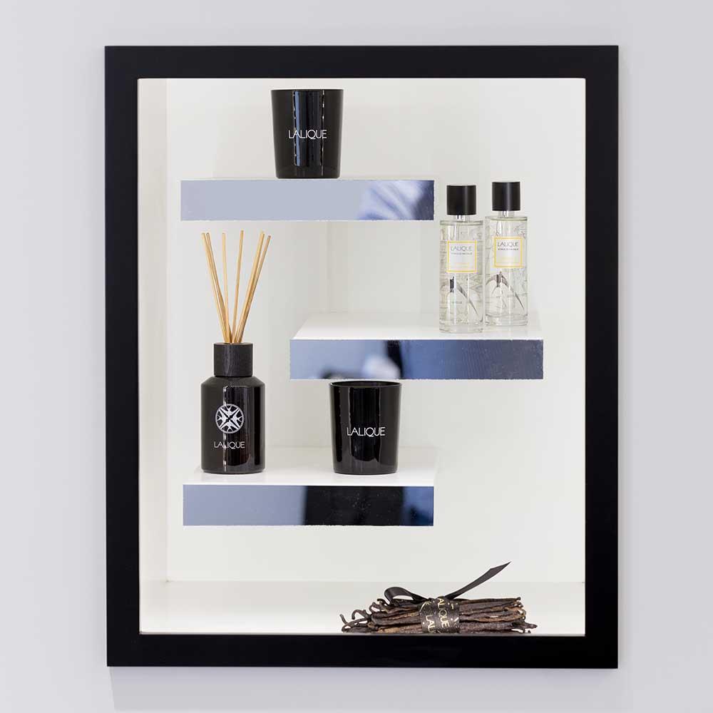 Vanilla, Acapulco - Mexico, Room Spray | 100 ml (3.38 Fl. Oz.) | Lalique Parfums