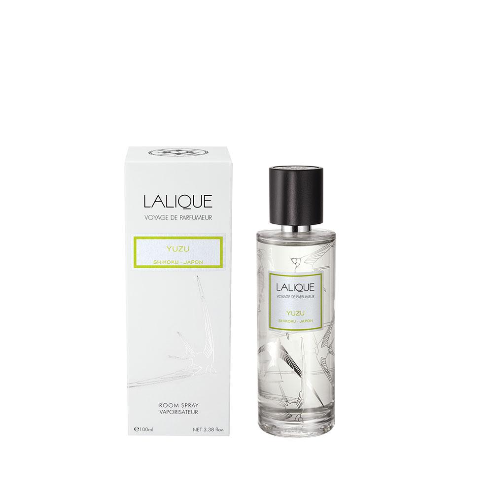Yuzu, Shikoku - Japon, Vaporisateur d'intérieur | 100 ml | Lalique Parfums