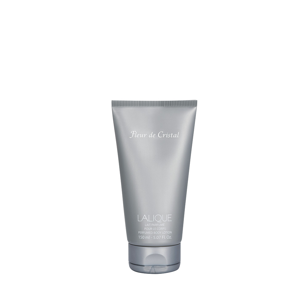 FLEUR DE CRISTAL Perfumed Body Lotion | 150 ml (5.07 Fl. Oz.) | Lalique Parfums