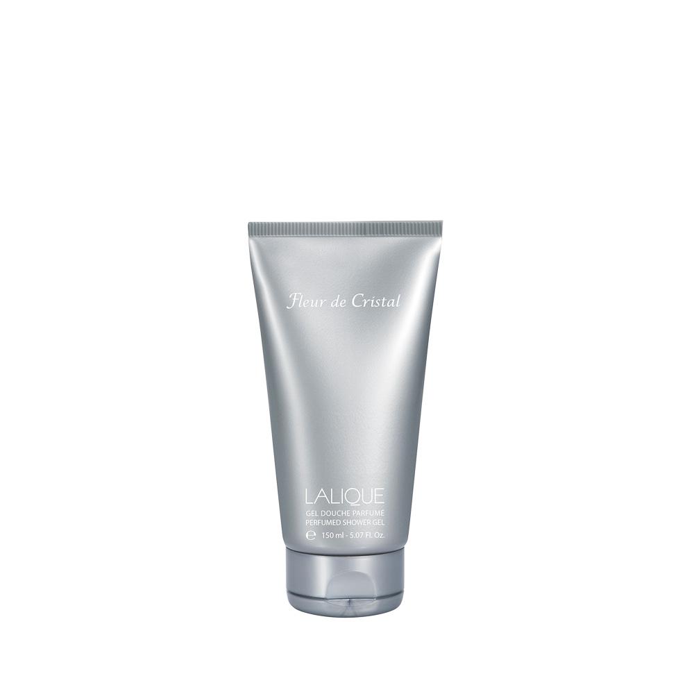 FLEUR DE CRISTAL Perfumed Shower Gel | 5.07 Fl. Oz (150 ml) | Lalique Parfums