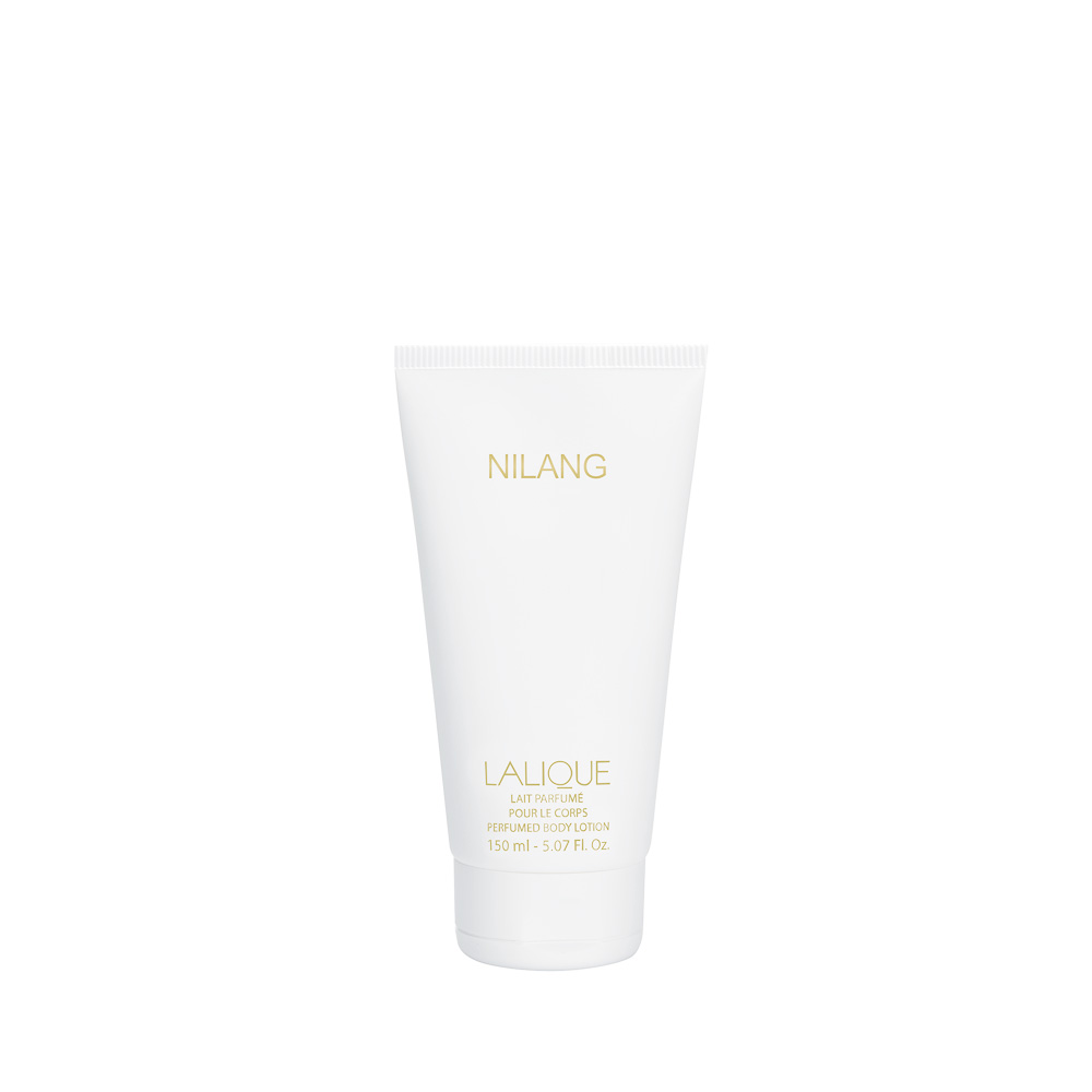 NILANG Perfumed Body Lotion | 150 ml (5.07 Fl. Oz.) | Lalique Parfums