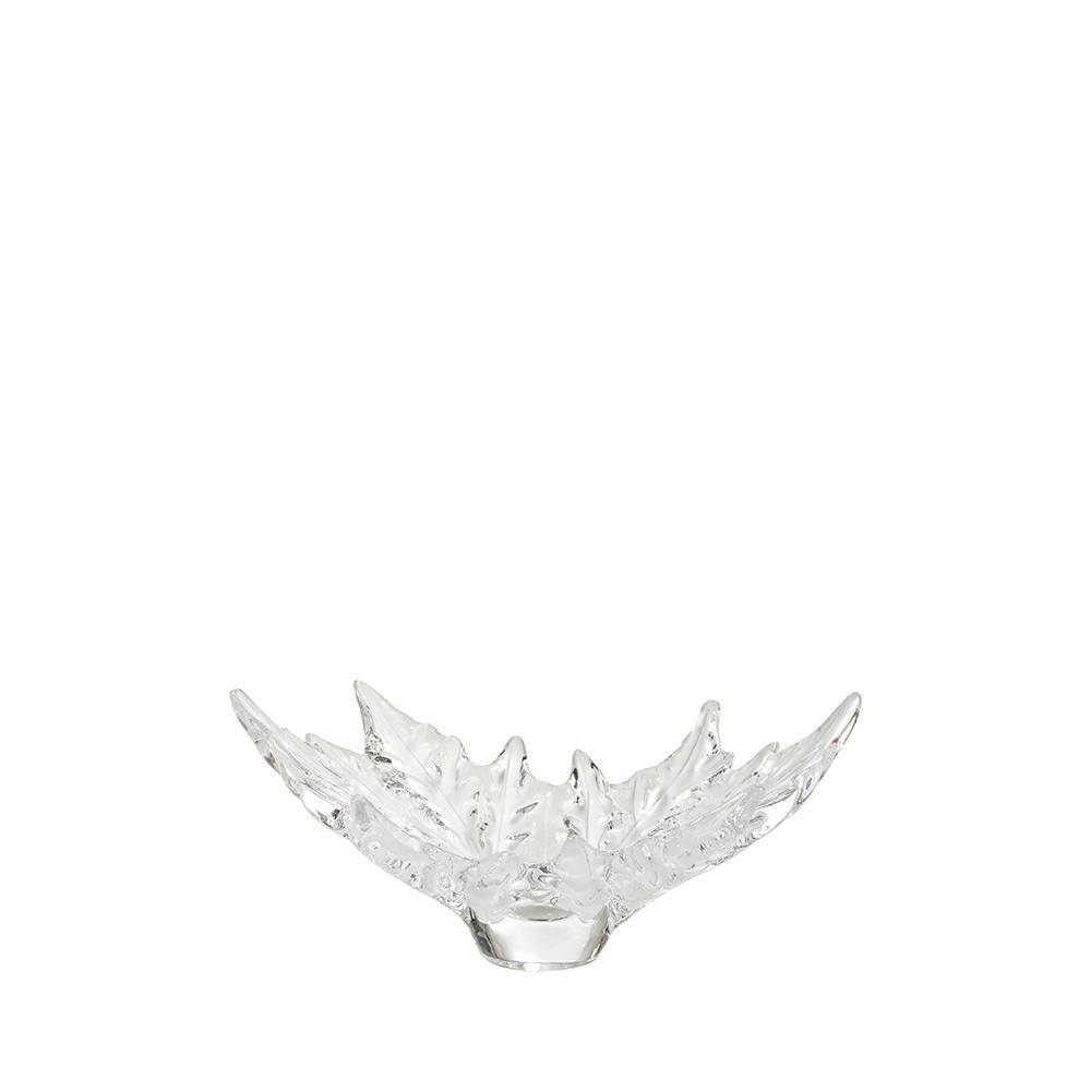 Champs-Élysées small bowl | Clear crystal | Bowl Lalique