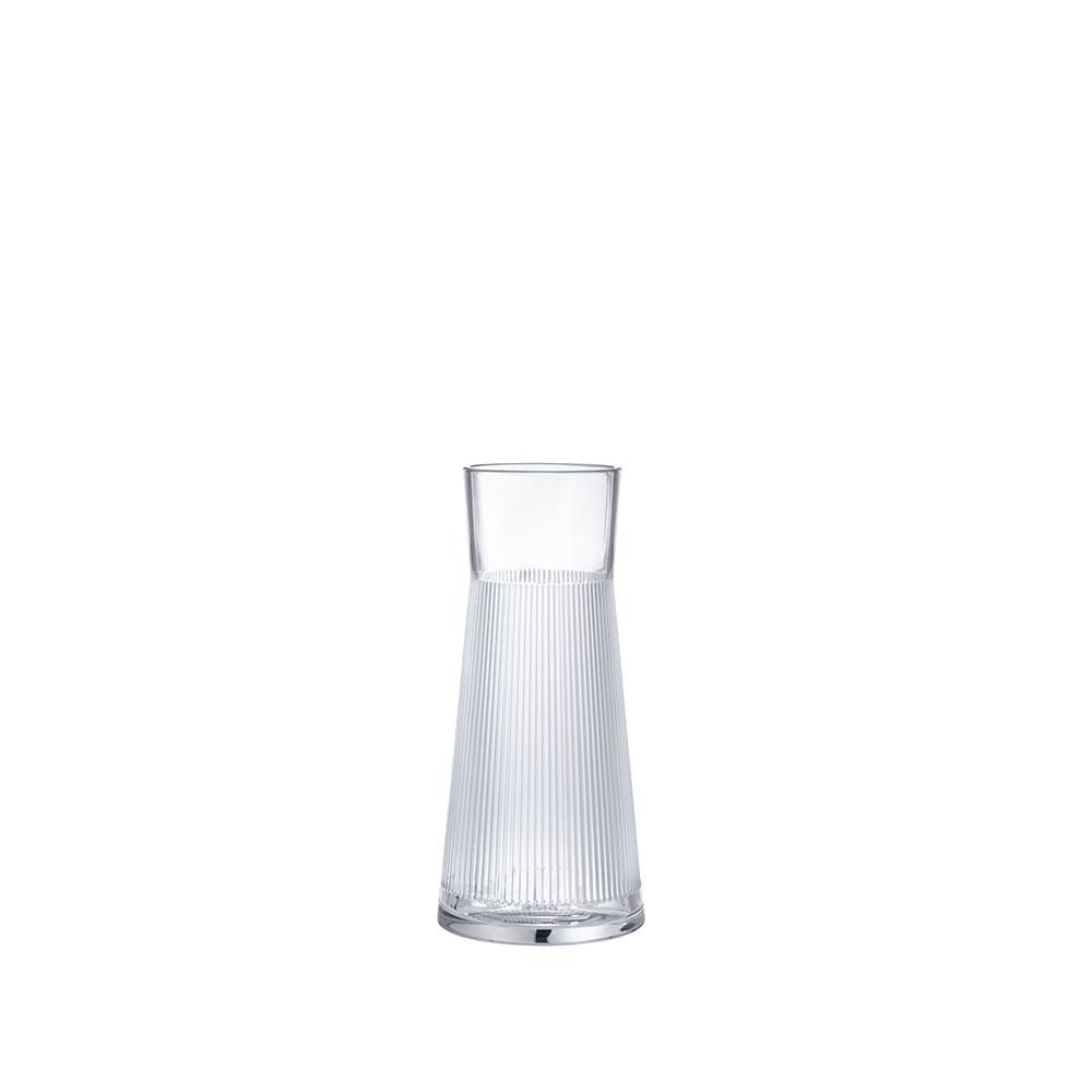 Water Jug Wingen | Clear crystal | Decanter Lalique