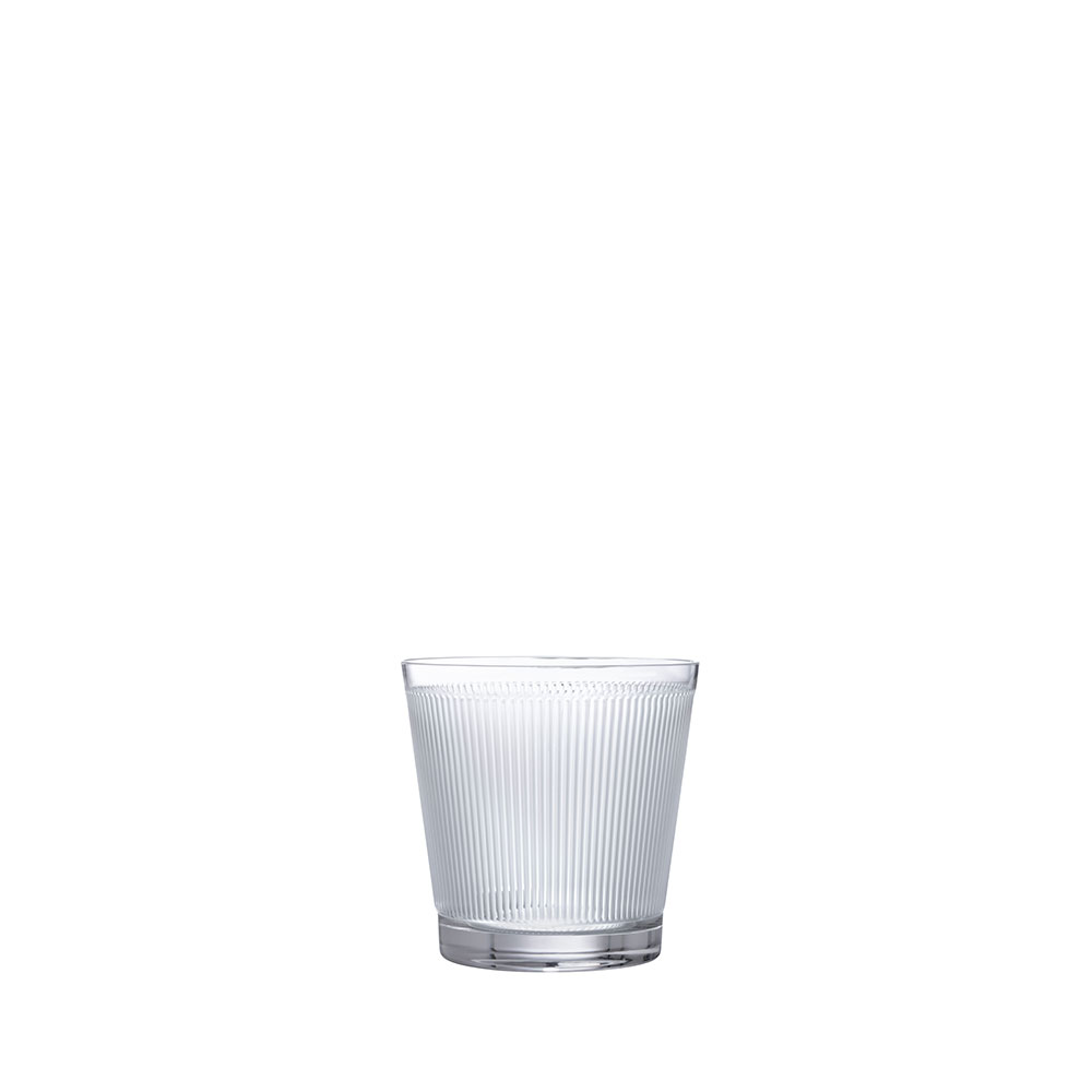 Tumbler Wingen | Clear crystal | Glass Lalique