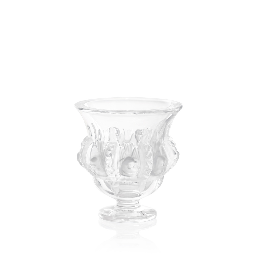 Dampierre vase | Clear crystal | Vase Lalique
