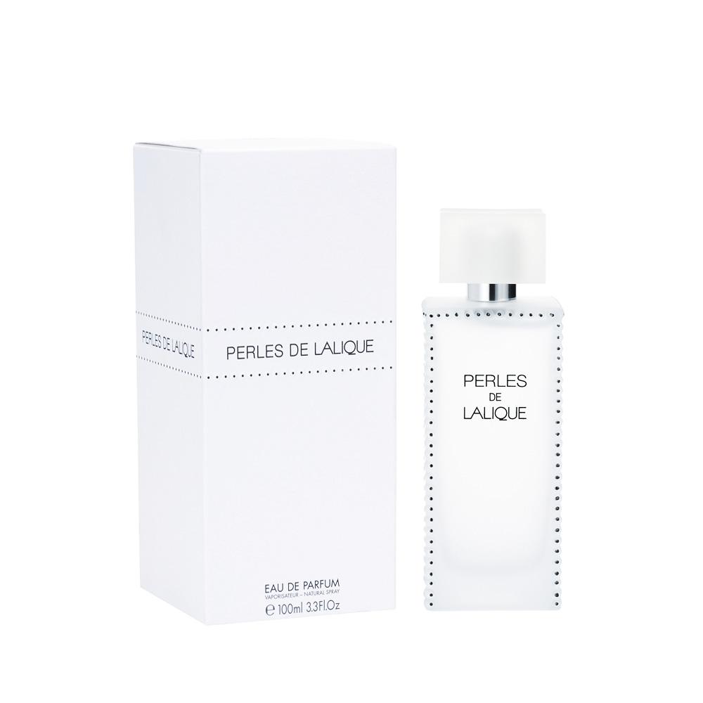 PERLES DE LALIQUE Eau de Parfum | 100 ml (3.3 Fl. Oz.) Natural Spray | Lalique Parfums
