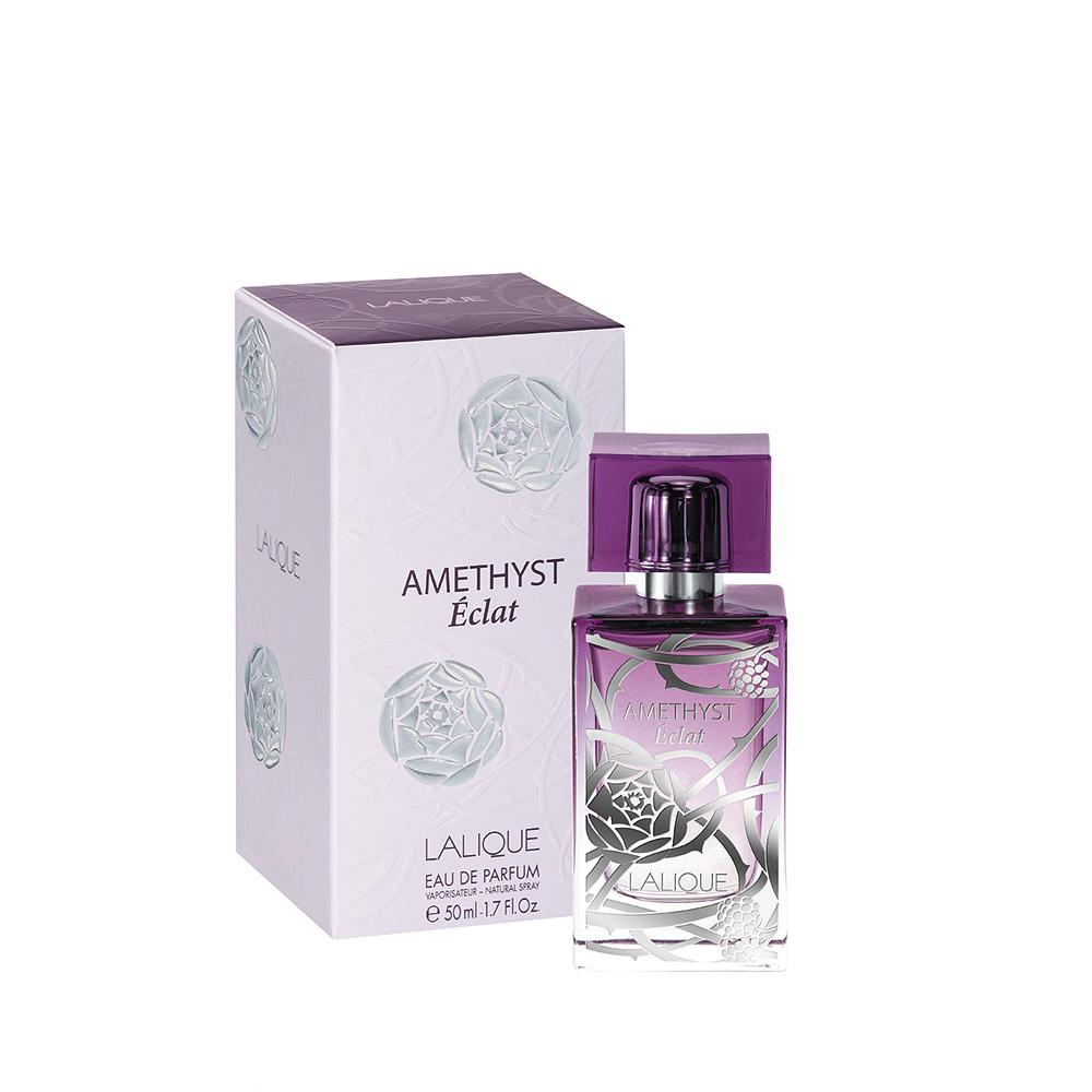 AMETHYST ÉCLAT Eau de Parfum | 50 ml (1.7 Fl. Oz.) Natural Spray | Lalique Parfums