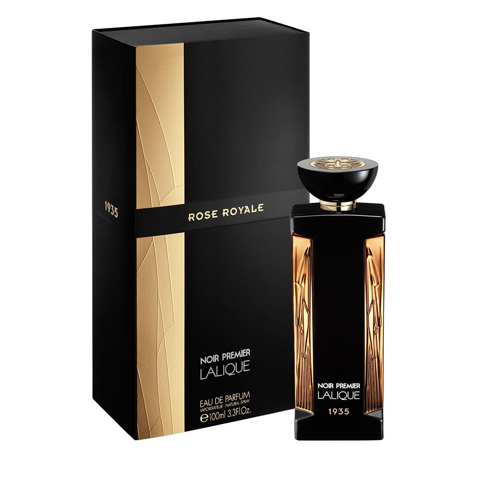 """NOIR PREMIER """"Rose Royale"""" Eau de Parfum   100 ml (3.3 Fl. Oz.) Natural Spray   Lalique Parfums"""