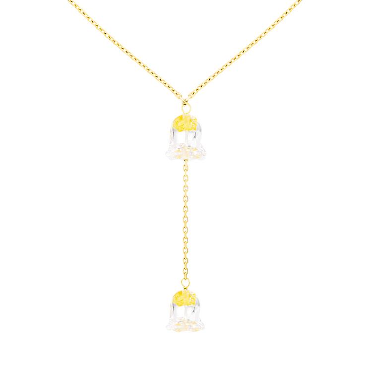 Muguet necklace