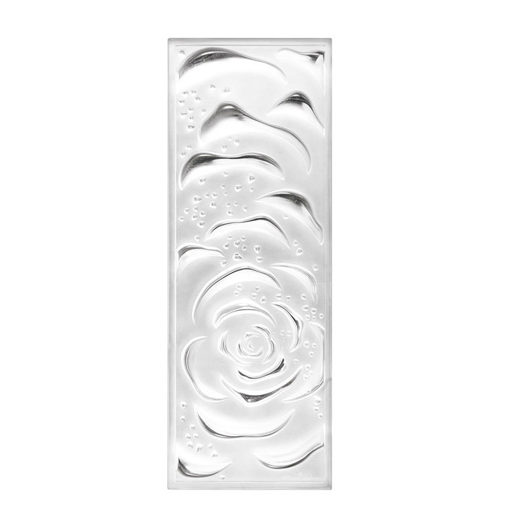 Roses decorative panel