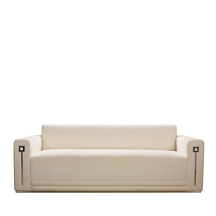 Masque de Femme contemporary sofa
