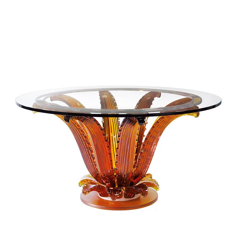 Cactus round table