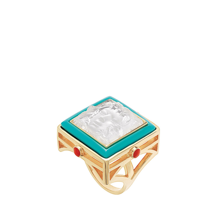 Arethuse ring