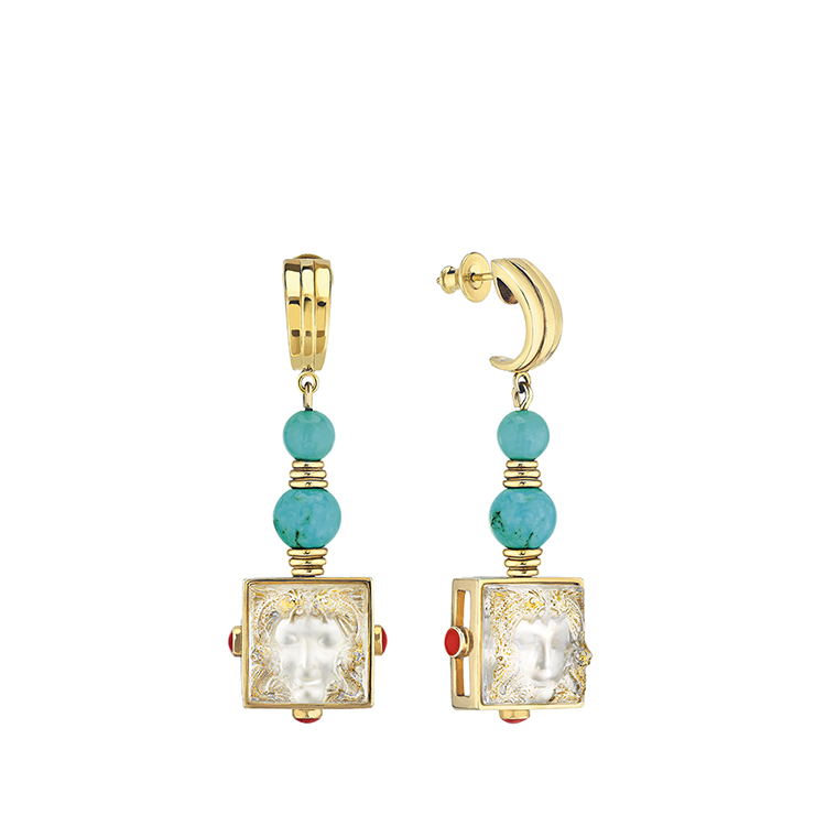 Arethuse earrings