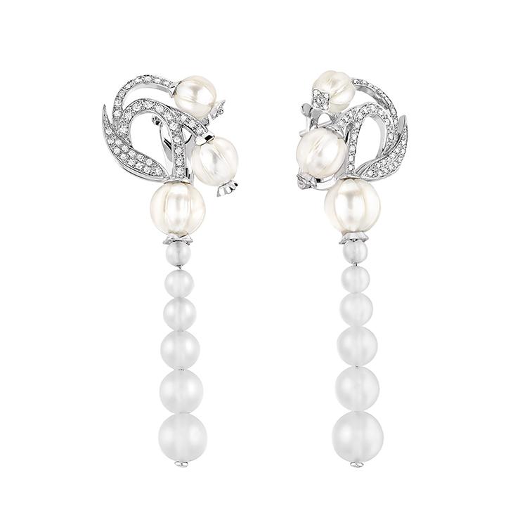 Muguet earrings