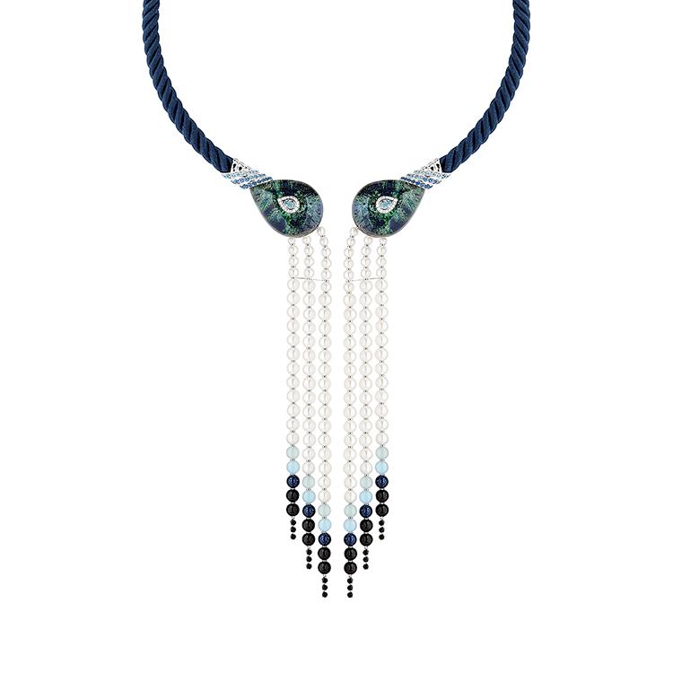 L'Oiseau Tonnerre necklace