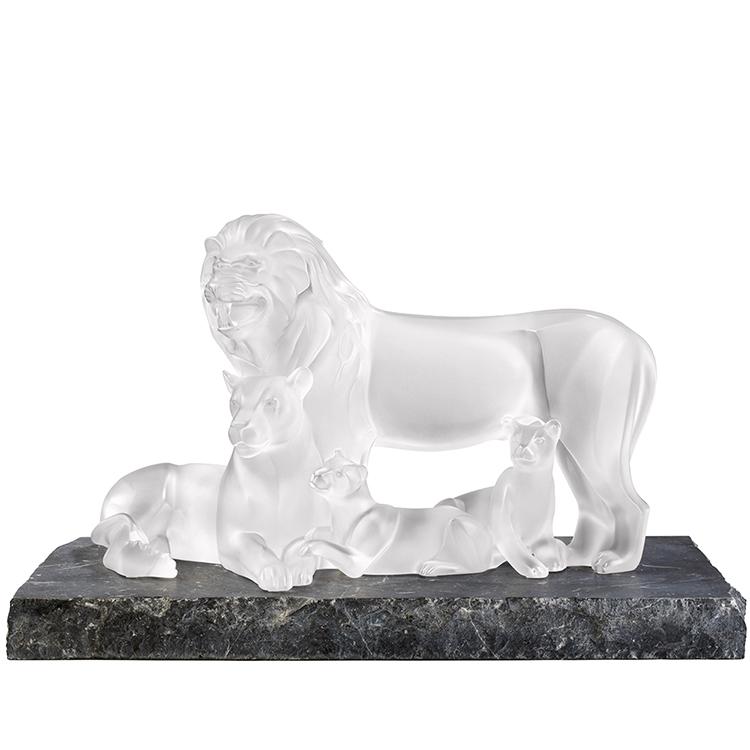 Lions sculpture