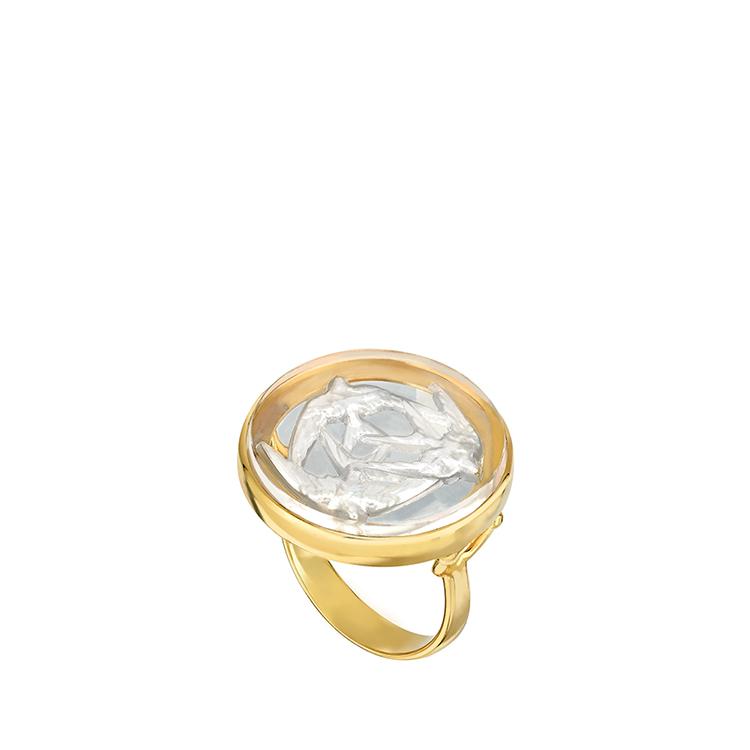 Trois Hirondelles ring