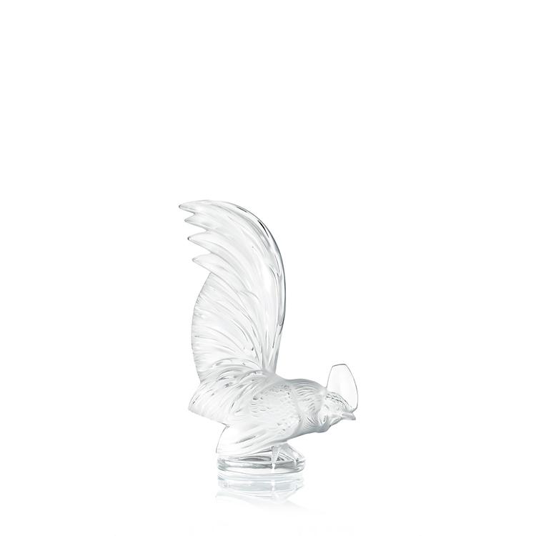 Bantam rooster sculpture