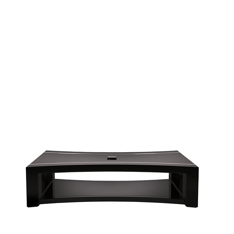 Raisins curved coffee table