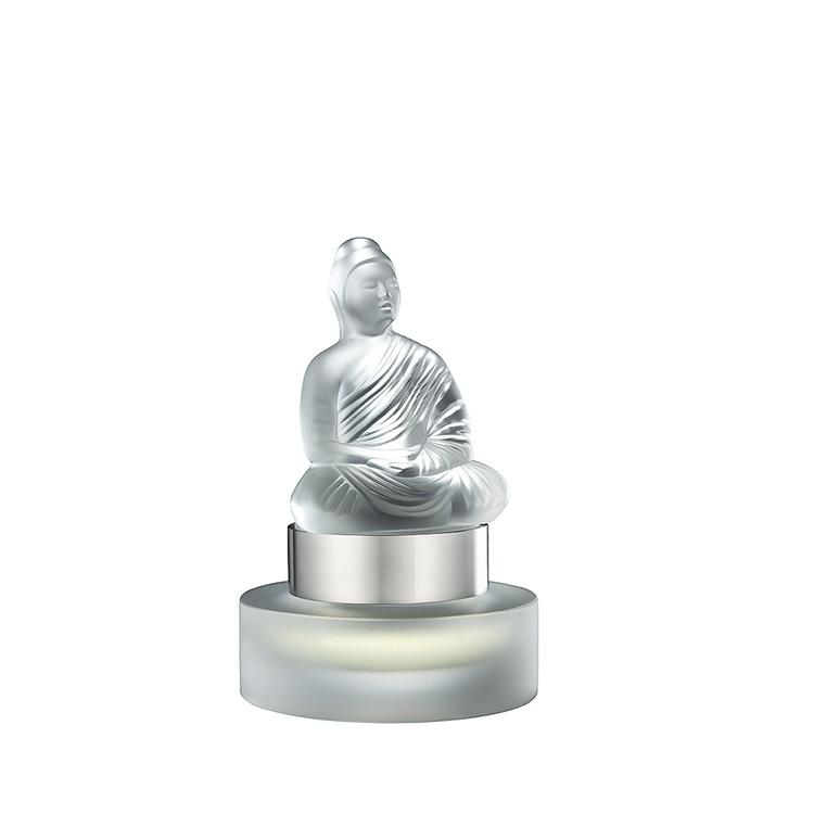 Collectible Crystal Flacon « Bouddha »
