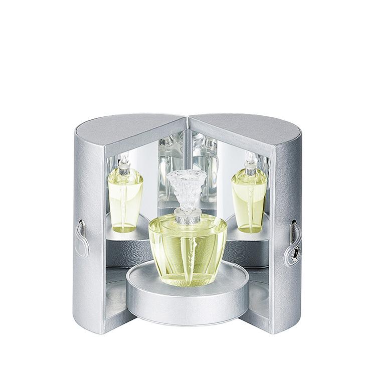 FLEUR DE CRISTAL Crystal Flacon