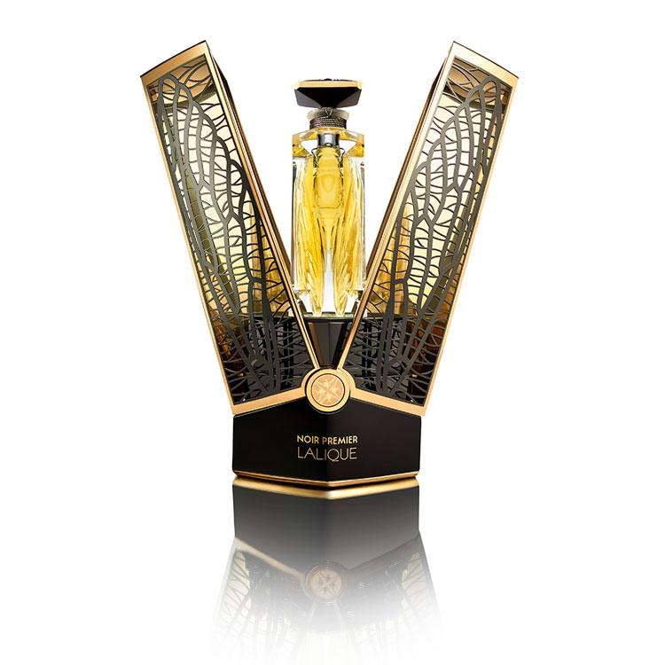 Noir Premier Deux Cigales 1911 - Pièce Unique, Extrait de Parfum