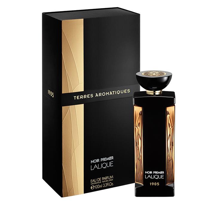 """NOIR PREMIER """"Terres Aromatiques"""", Eau de Parfum"""