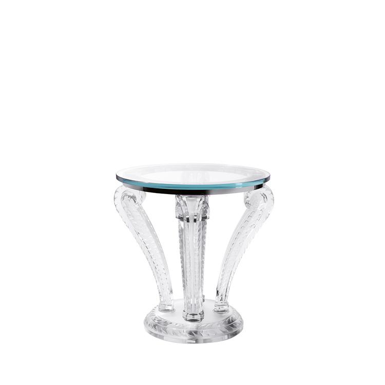 Marsan pedestal table
