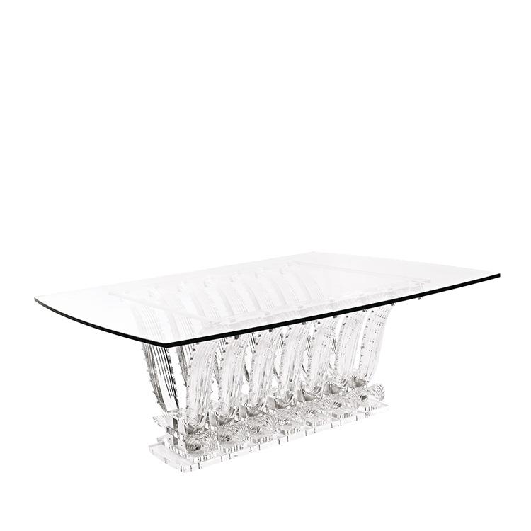 Cactus rectangular table