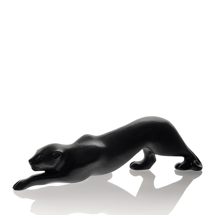 Zeila Panther sculpture