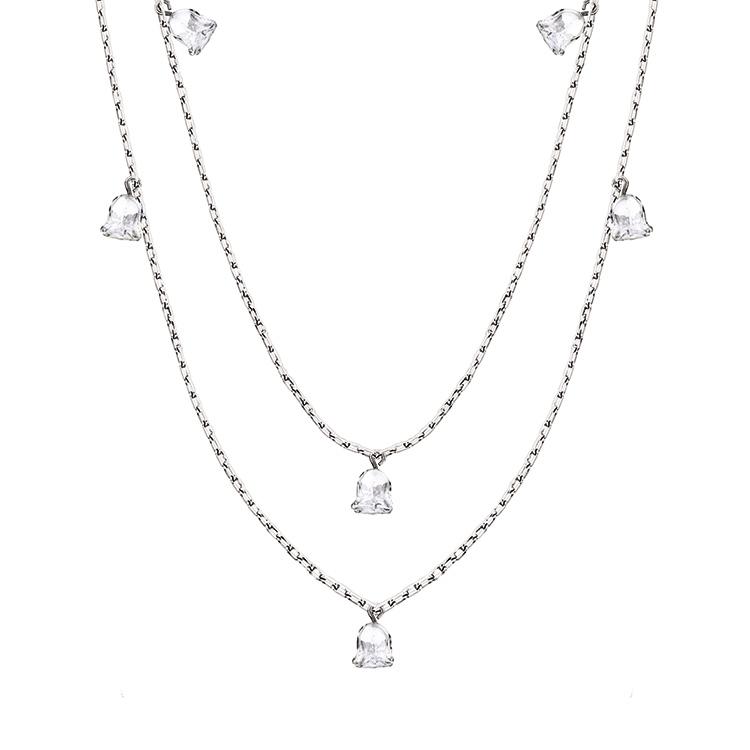 Muguet long necklace