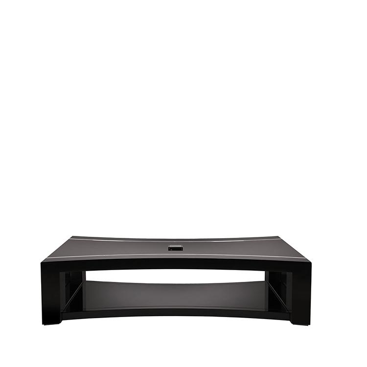 Raisins curved coffee table