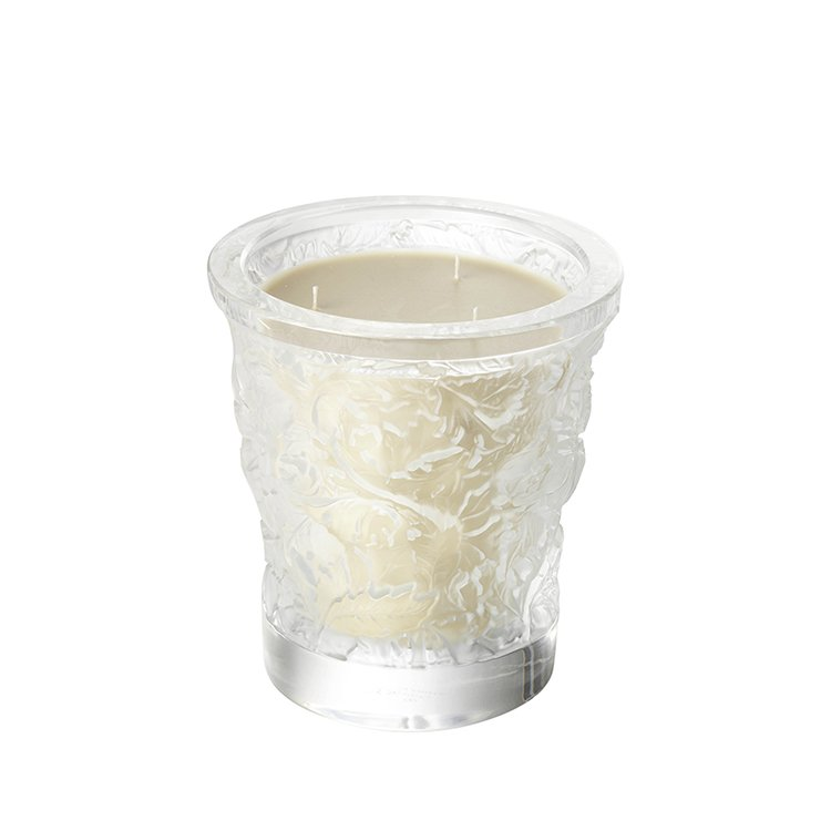 Forest, Crystal Scented Candle