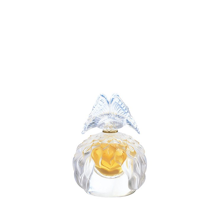 "Collectible Crystal Flacon ""Butterfly"""